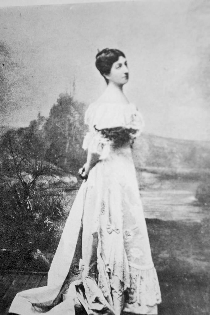 photographie Madame Camescasse