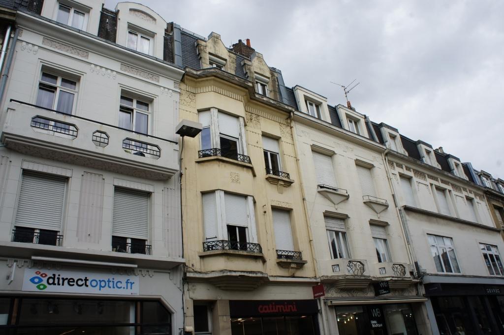 façades art nouveau - PLU