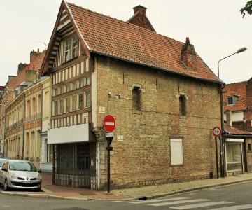 plus vielle maison de Douai
