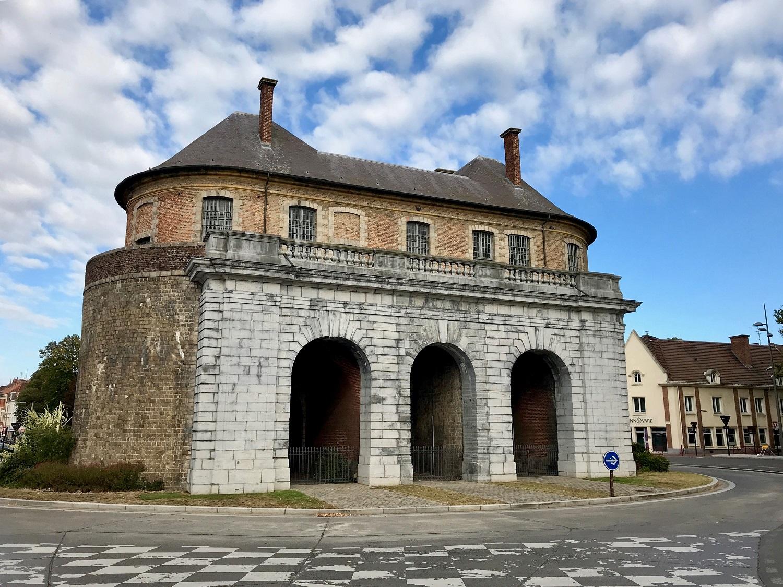 La Porte de Valenciennes à douai