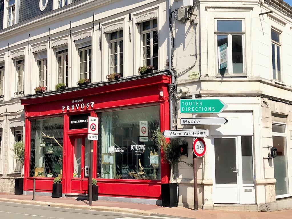 Restaurant Le Prévost ville de Douai - quand tu décides au doigt mouillé