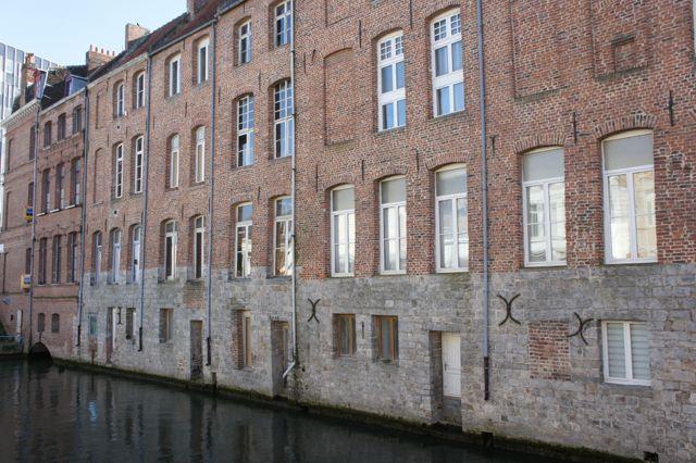 Logement de Laurent Queter en bords de Scarpe à Ville de Douai