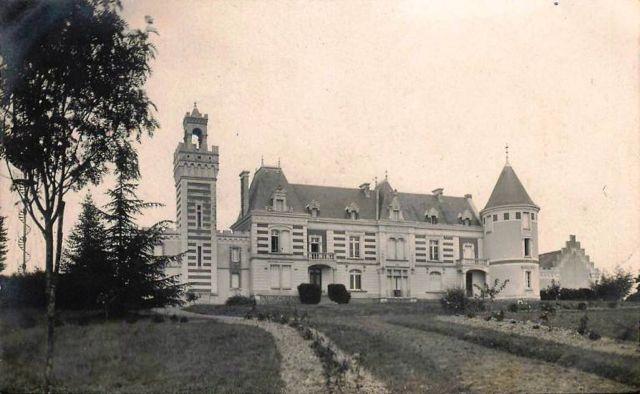 la Pologne à Douai - Famille Koszutski - Château du Haut Villaumay à Auzouer en Touraine