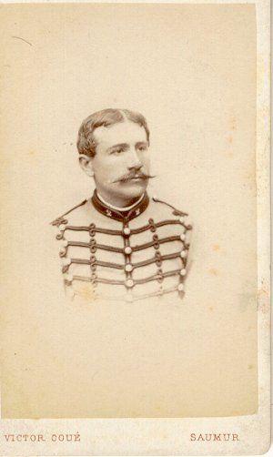 portrait de Jean Bronislav Koszutski
