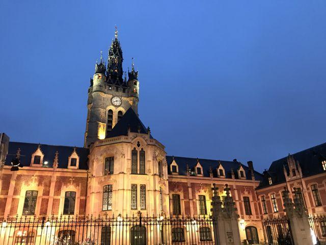 Mairie de Douai - nos lecteurs ont du talent