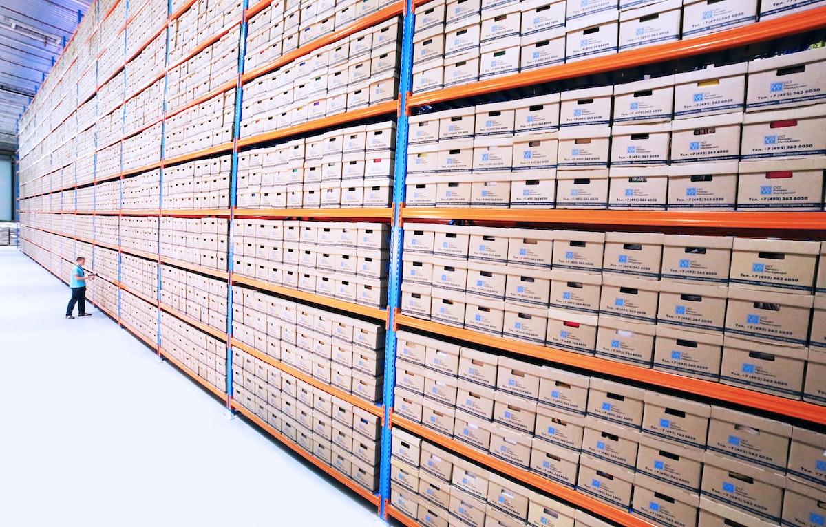 Stockage BNF du douaisis